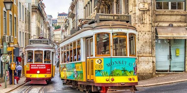 Aviotūre uz Portugāli