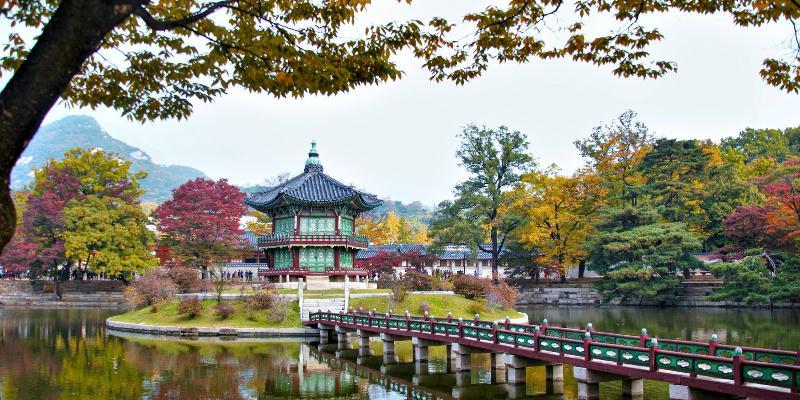 Aviotūre uz Dienvidkoreju.