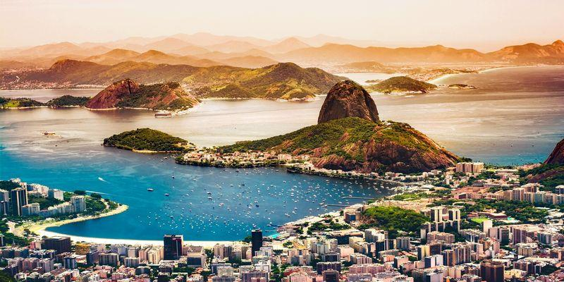 Brazīlija. Ekskursijas + atpūta pie okeāna