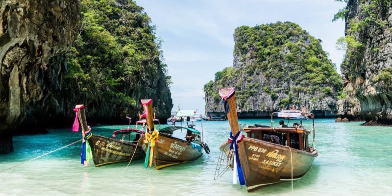 Taizemes Karaliste. Ekskursijas ar atpūtu Andamanas jūras piekrastē