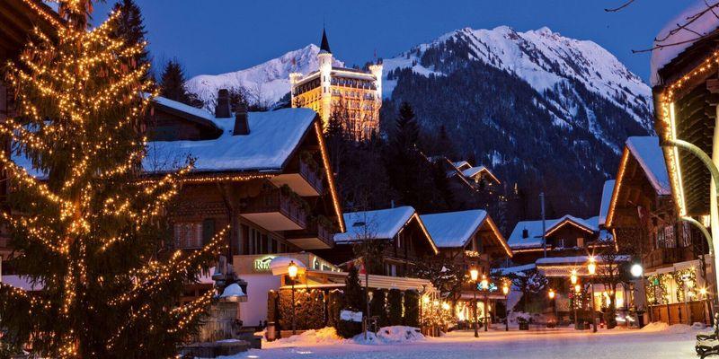 Jaunais gads Šveicē