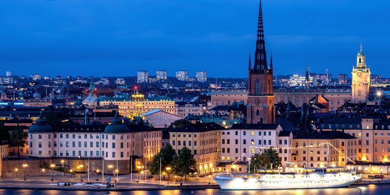 Jaungada kruīzs uz Tallinu - Helsinkiem - Stokholmu