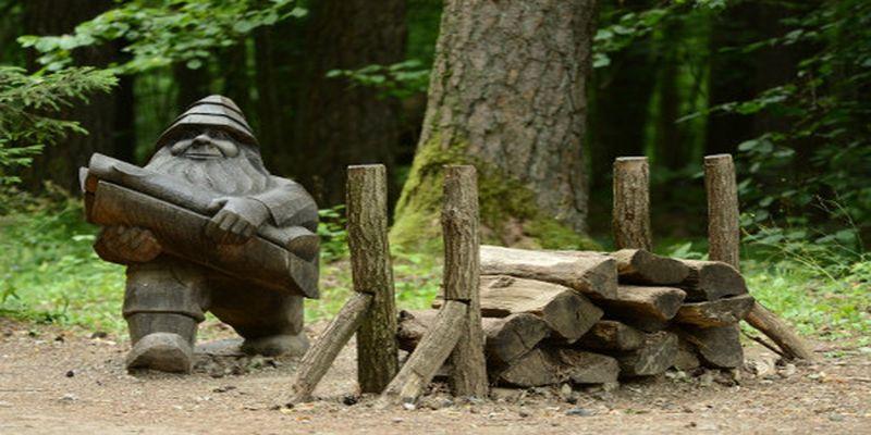 Strausu pasaule - Tērvetes dabas parks - Jelgava