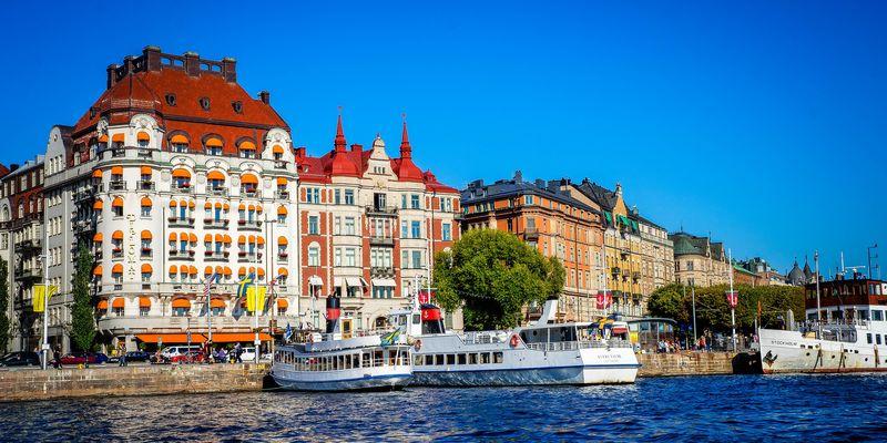 Tallina - Stokholma